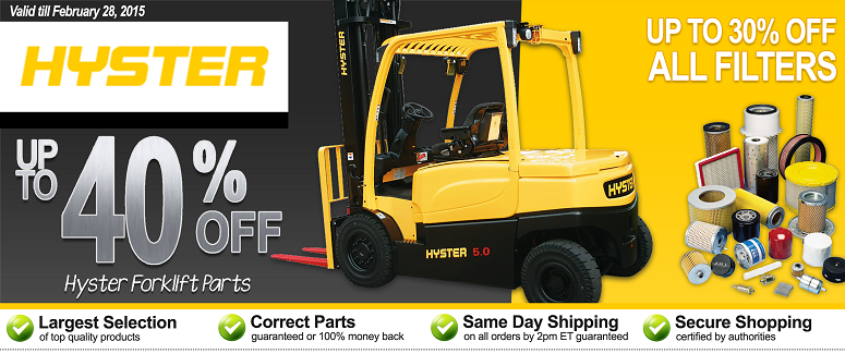 January | 2015 | Forklift Parts