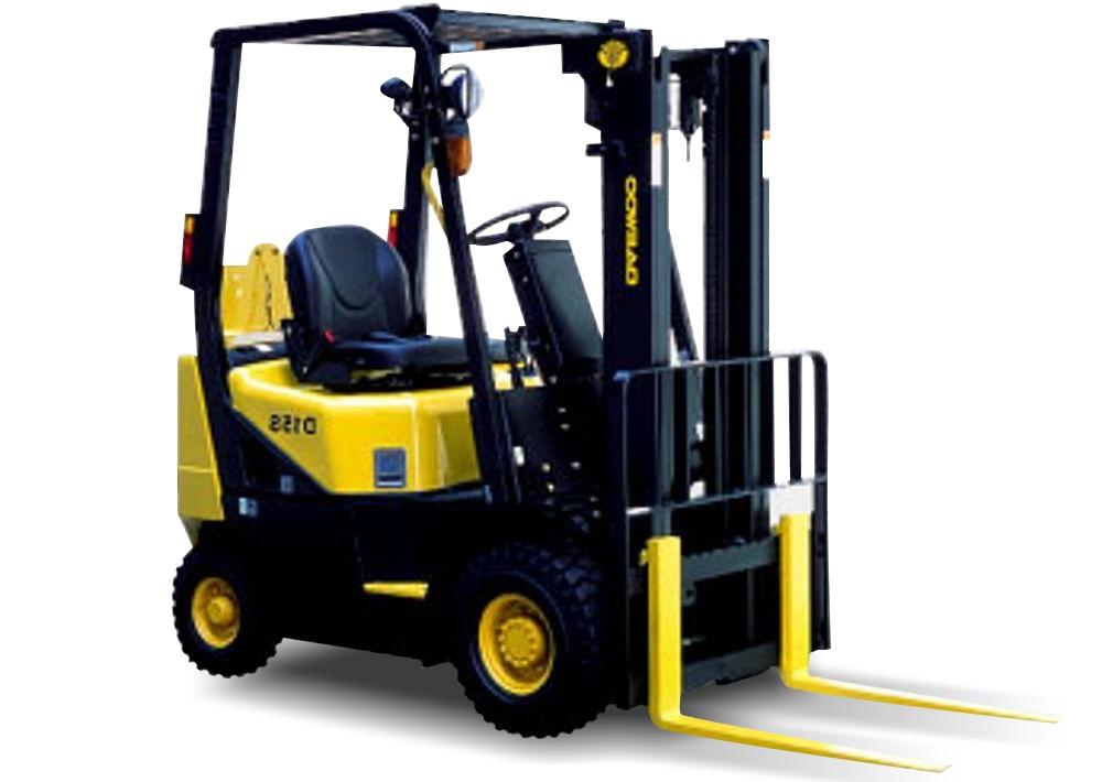 Daewoo-Doosan Forklift Truck