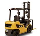 Caterpillar Forklift Truck