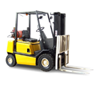 Yale Forklift Truck